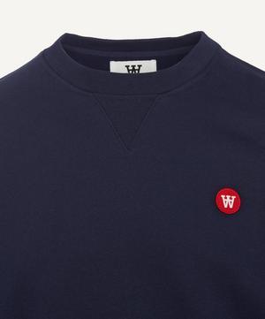 Tye Small AA Logo Cotton Sweater