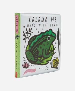 Pond Bath Book