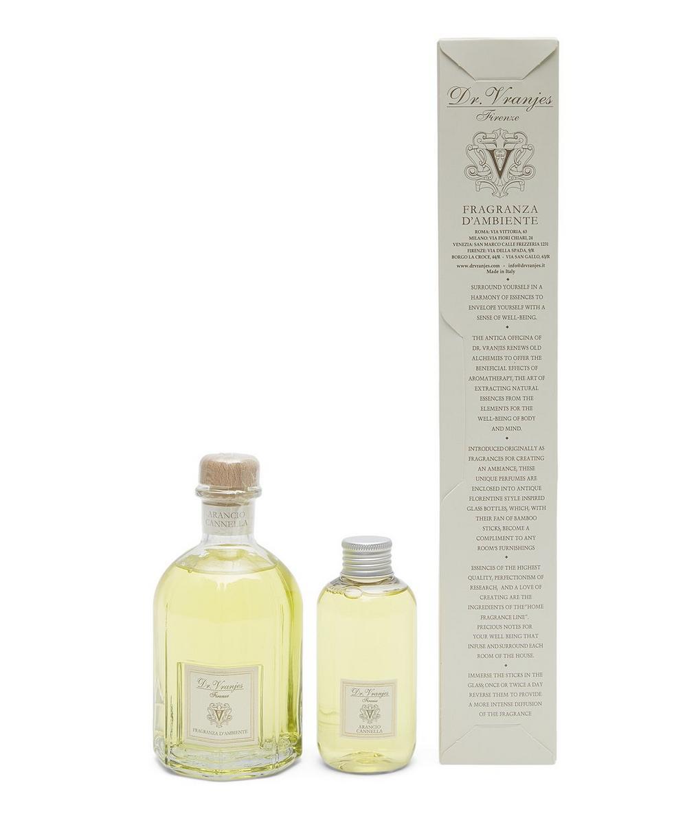 Arancio Cannella Fragrance Diffuser Gift Set