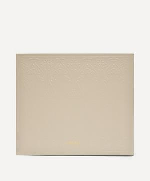 Leather Ianthe Guest Book