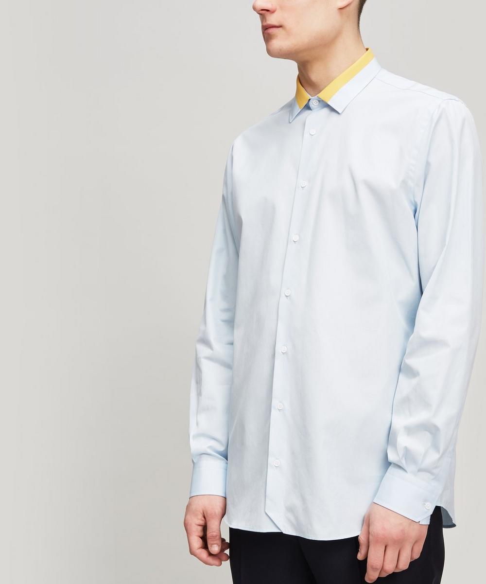 Joseph Shirts BI-COLOUR JOHN SHIRT