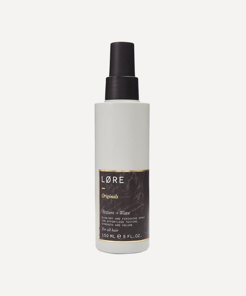 Løre Originals - Texture and Wave Finishing Spray 150ml