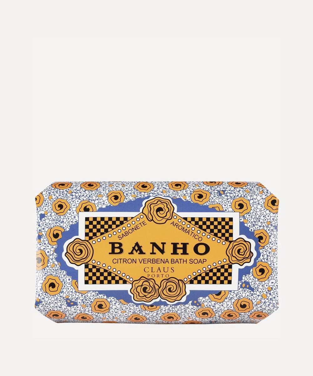 Banho Citron Verbana Bath Soap 350g