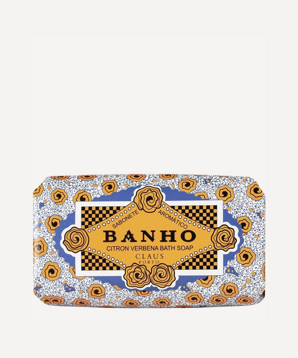 Banho Citron Verbana Soap 150g