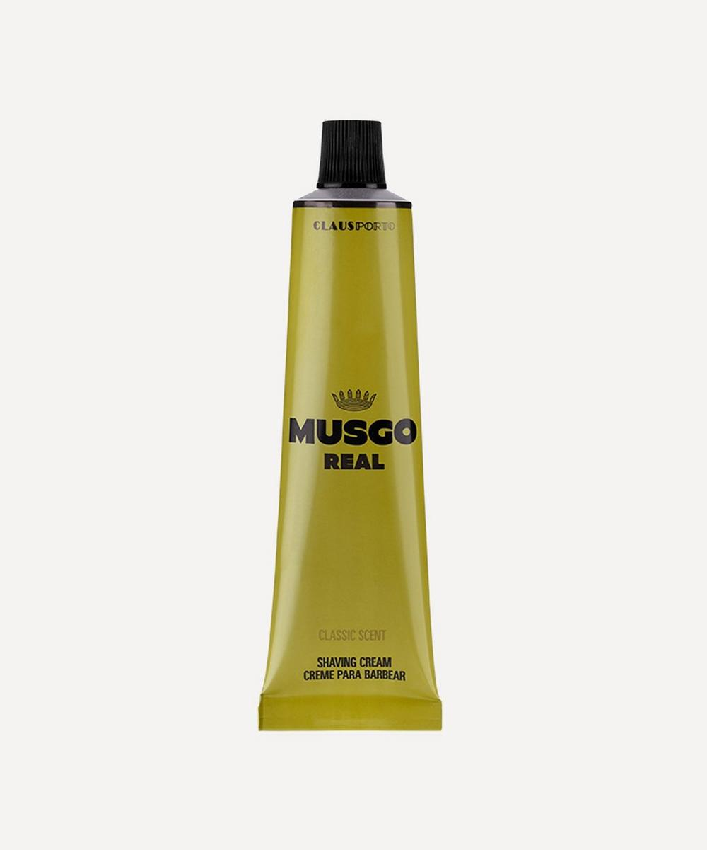 Claus Porto - Musgo Real Classic Scent Shaving Cream 100ml
