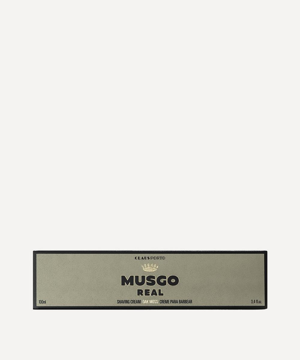 Musgo Real Oak Moss Shaving Cream 100ml