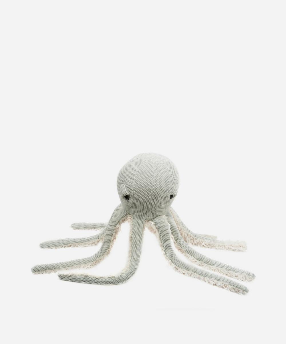 Big Grandma Octopus Toy
