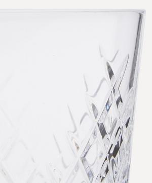 Barwell Cut Crystal Rocks Glass