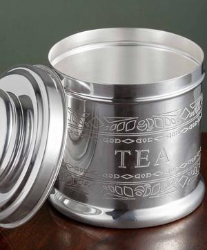 Audley Tea Tin