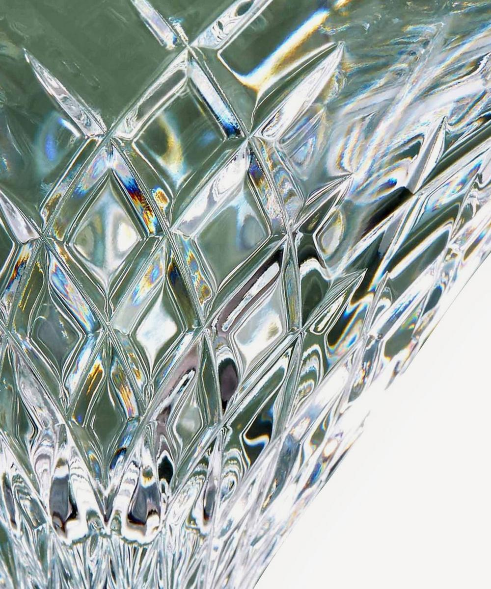 Barwell Cut Crystal Martini Glass