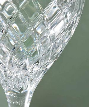Barwell Cut Crystal Red Wine Glass