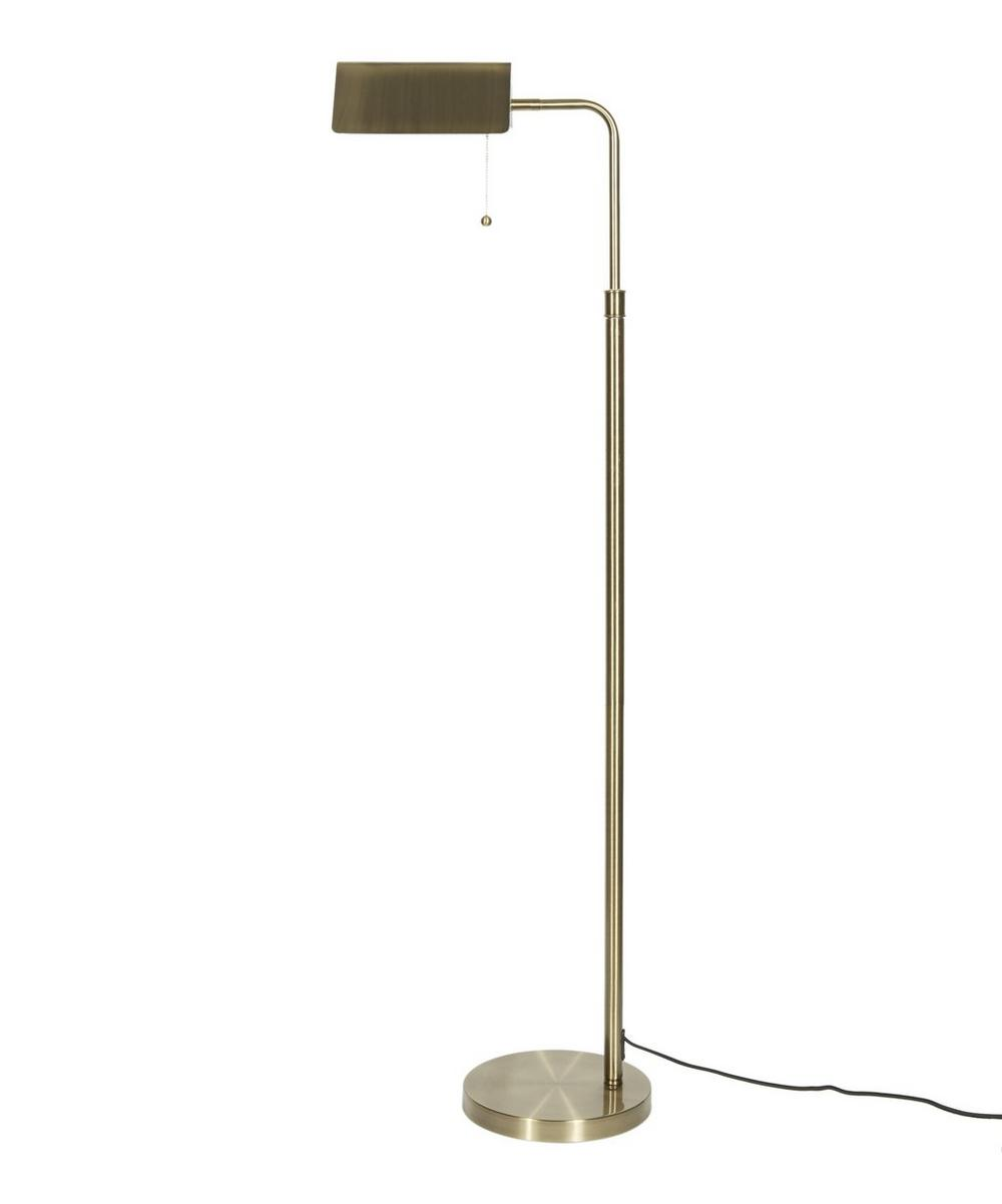 brand new d3a9b 91b73 Halsted Banker's Floor Lamp | Liberty London