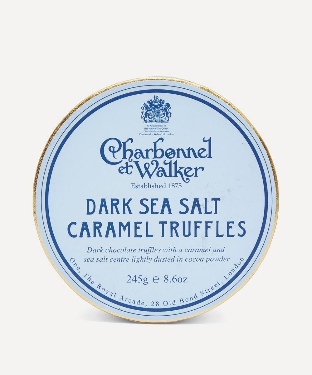 DARK SEA SALT CARAMEL TRUFFLES 245G