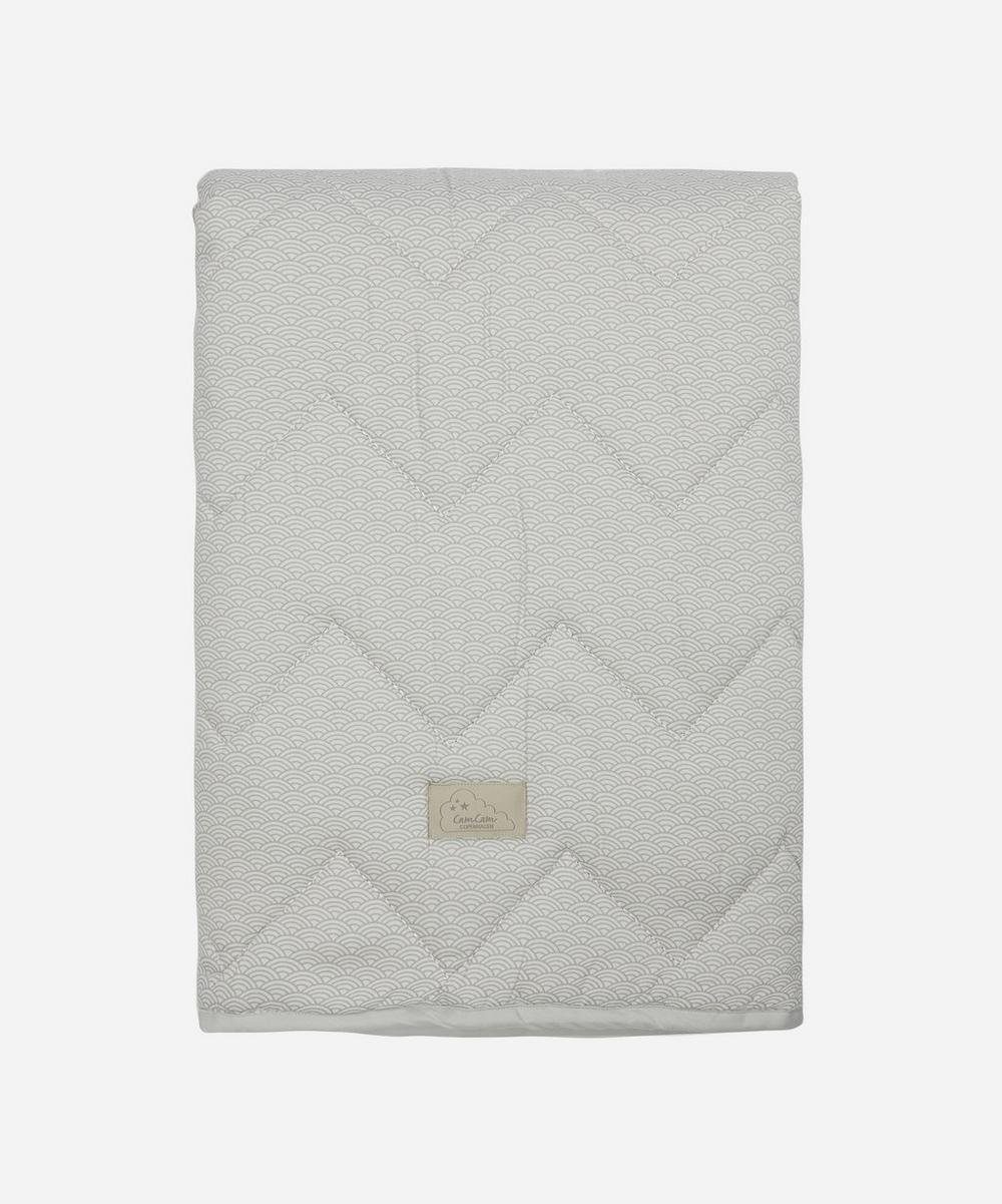 Wave Baby Blanket