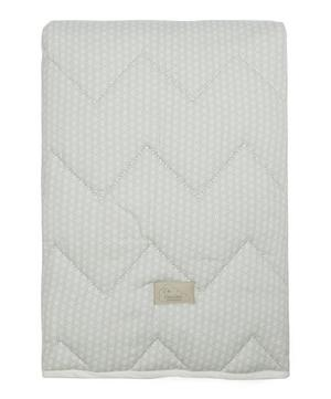Sashiko Baby Blanket