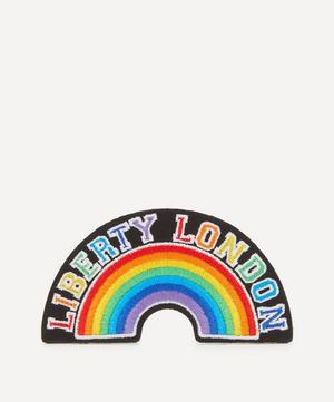 Embroidered Rainbow Sticker Patch