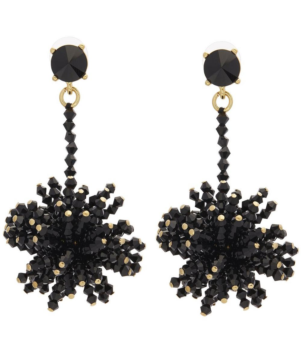 Crystal Firework Drop Earrings