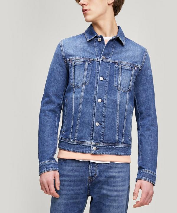 Pass Denim Jacket