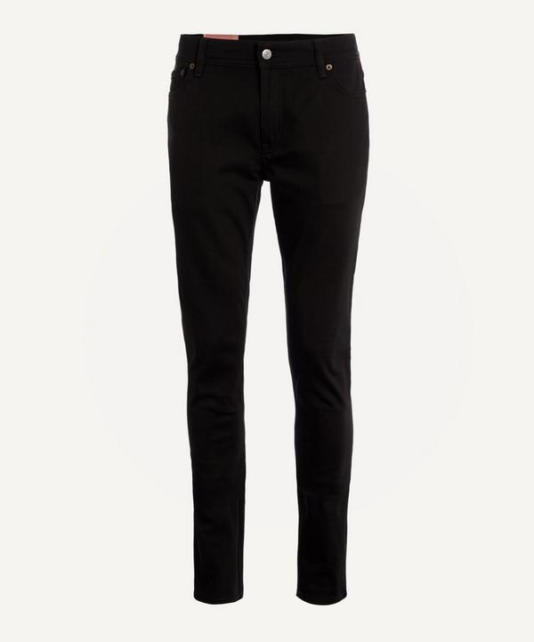 Acne Studios - North Stay Black Straight Fit Jeans