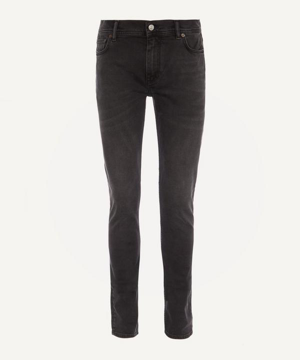 Acne Studios - North Used Black Slim Fit Jeans