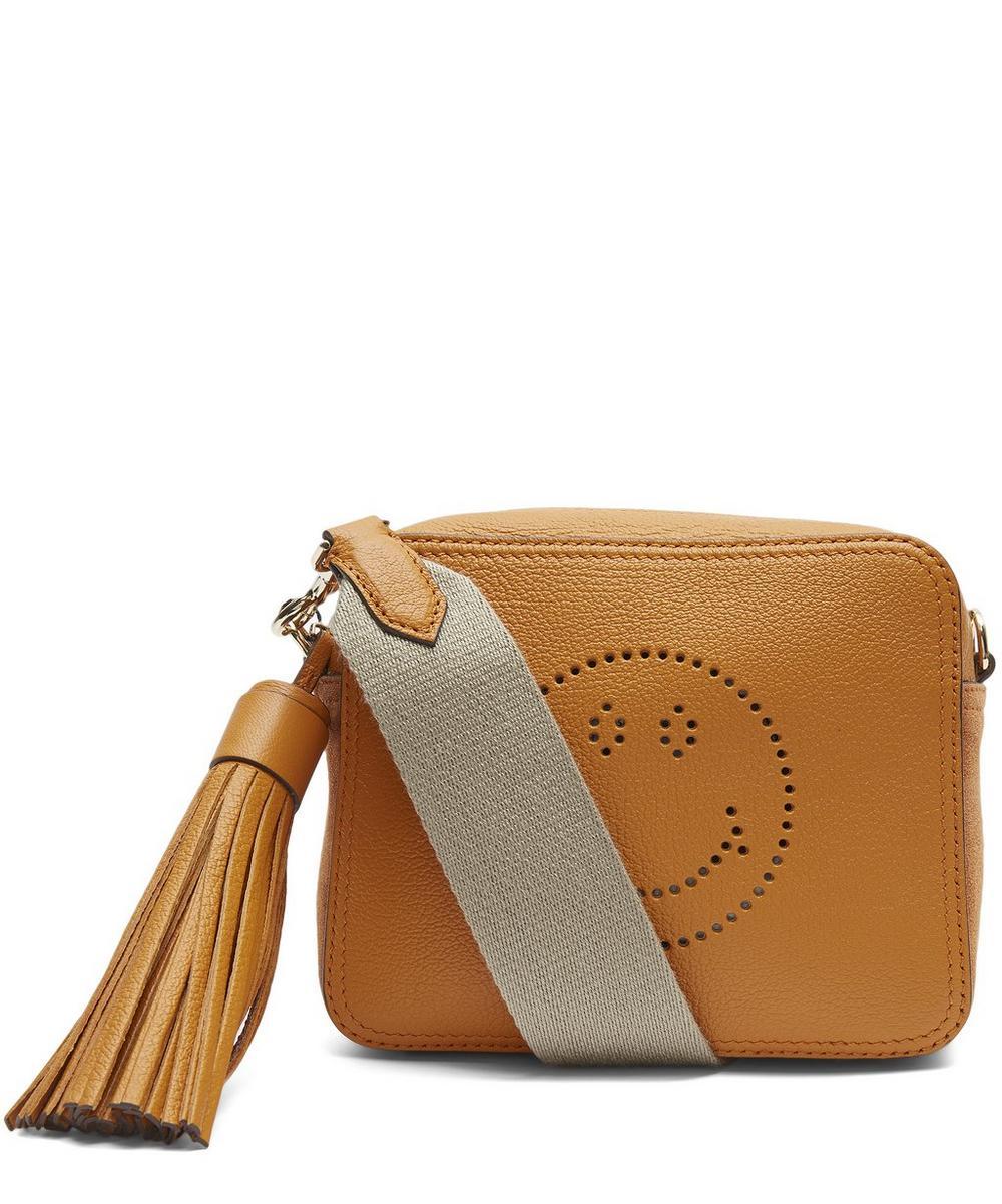 Smiley Cross-Body Bag