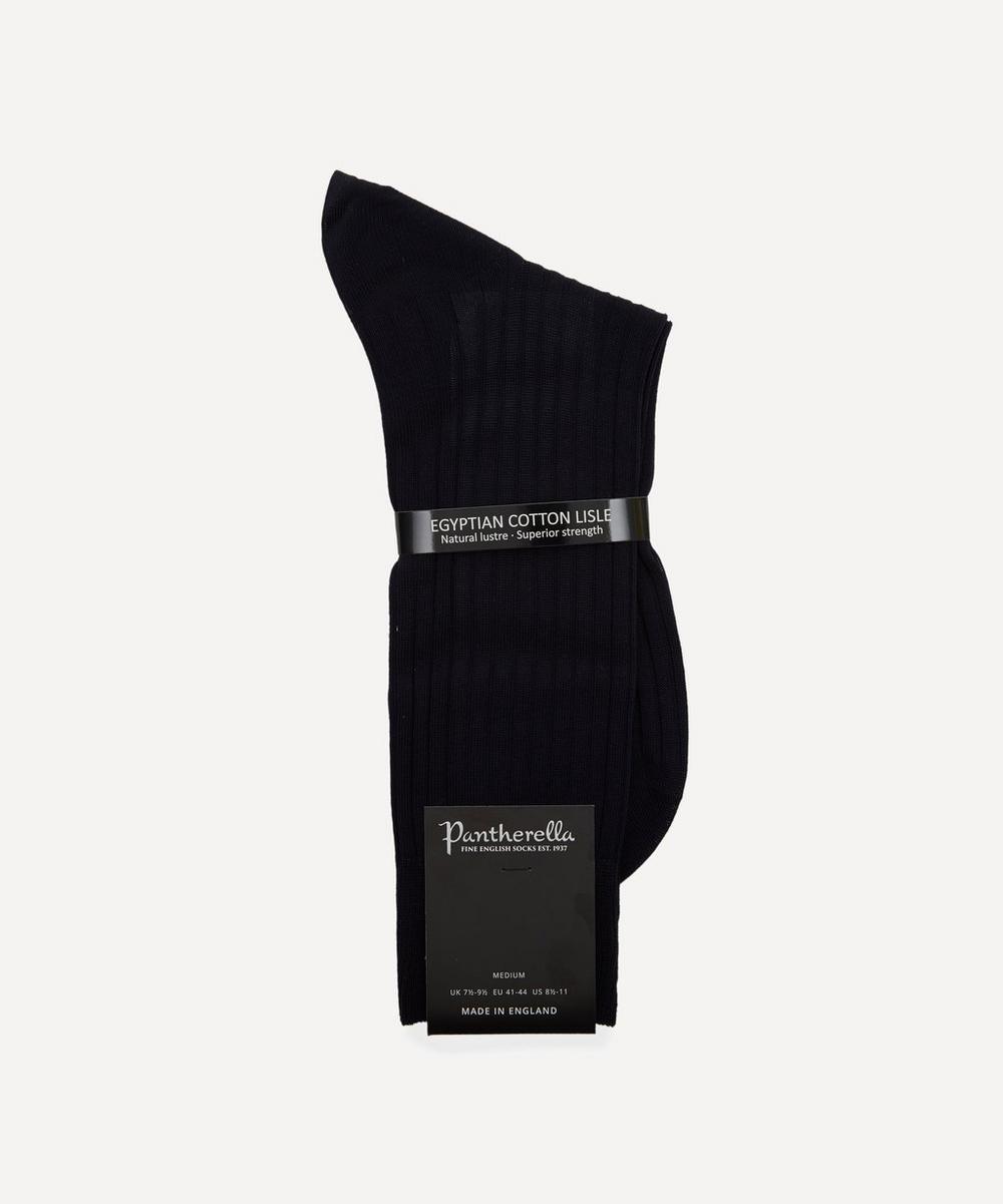 Danvers Ribbed Cotton Socks