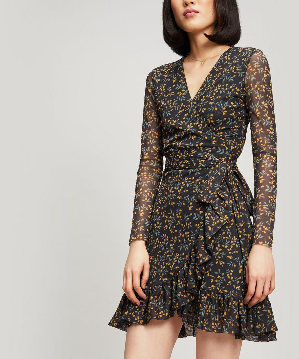 7f095218 Tilden Mesh Dress | Liberty London