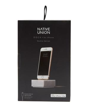 Marble iPhone Dock