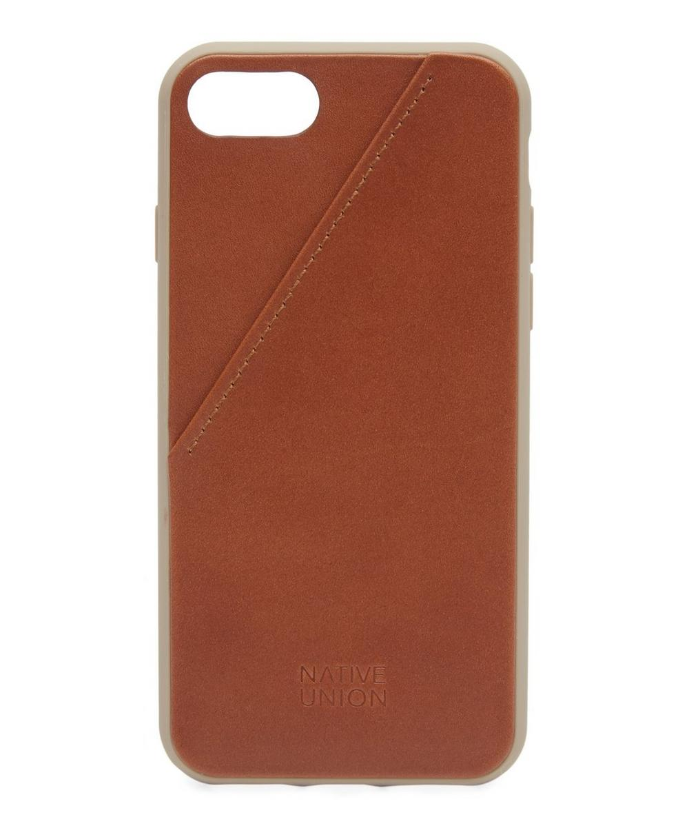 Clic Leather Card and iPhone Case