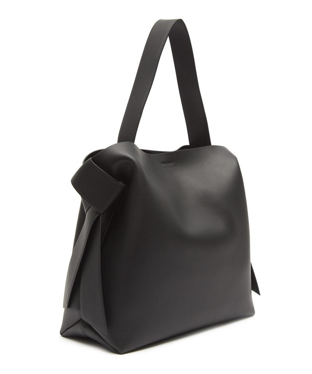 Black Maxi Musubi Bag Acne Studios yV1Ef7s