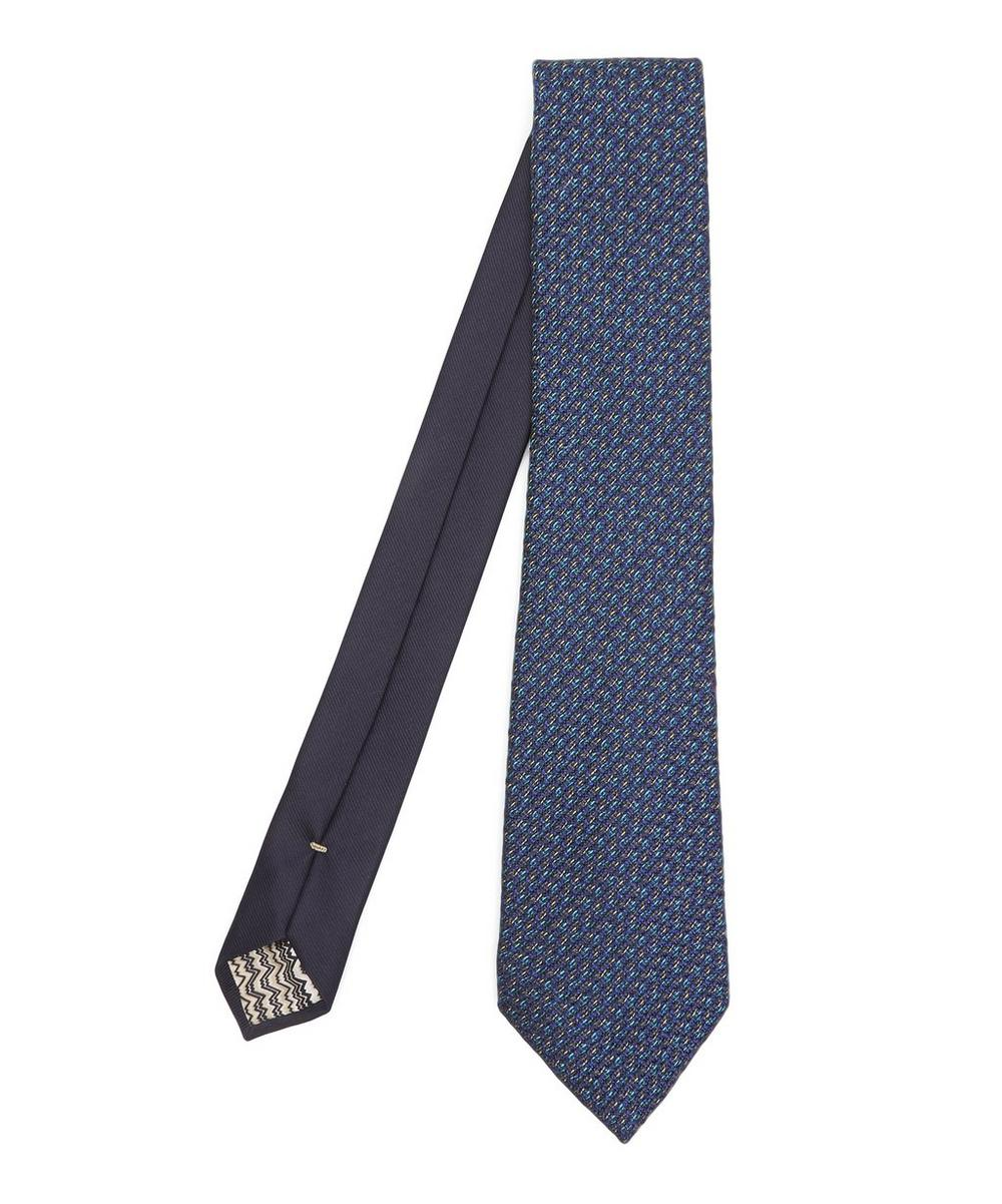 Multi Fleck Tie