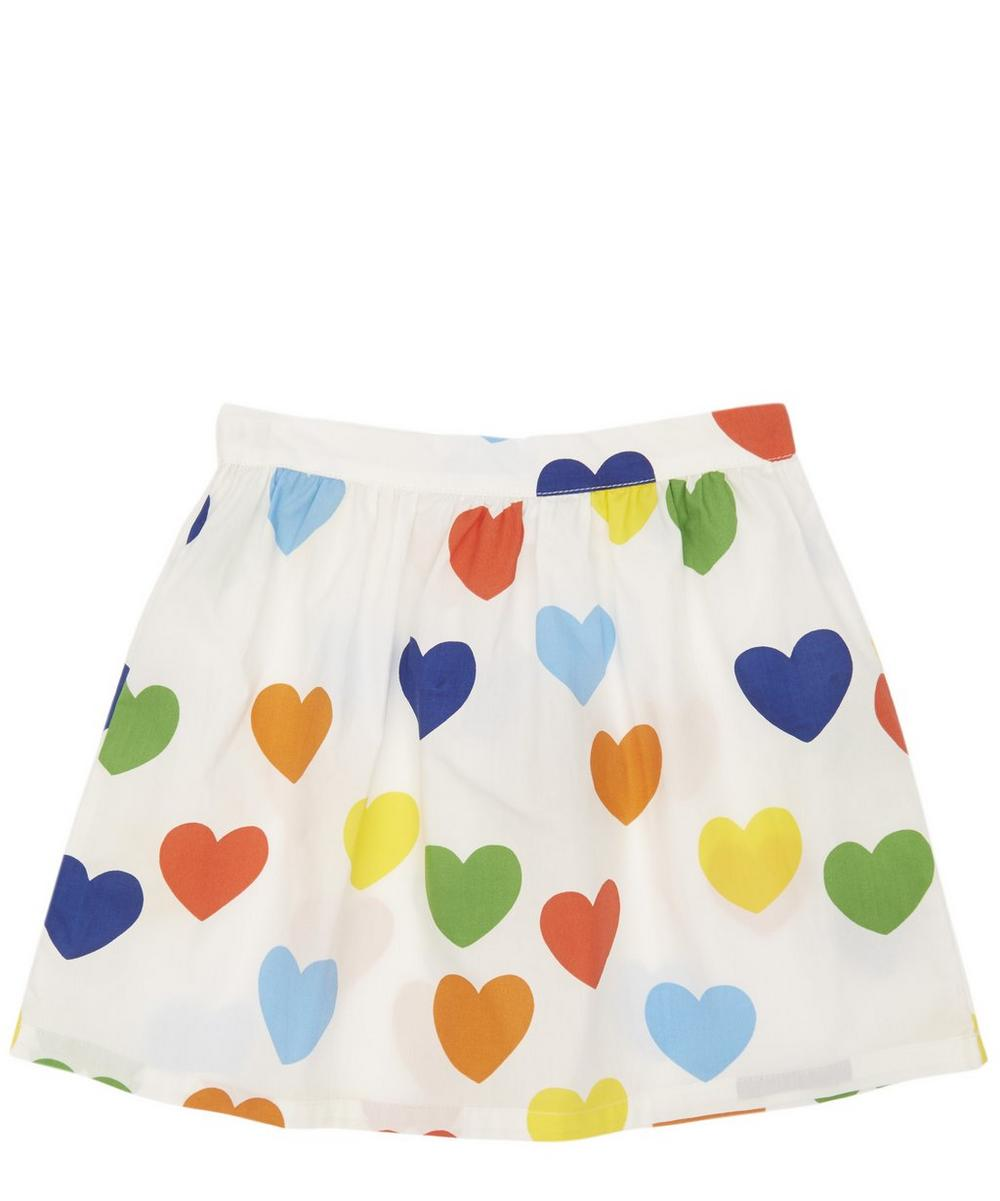 RAINBOW LOVE WOVEN SKIRT 12 MONTHS-8 YEARS