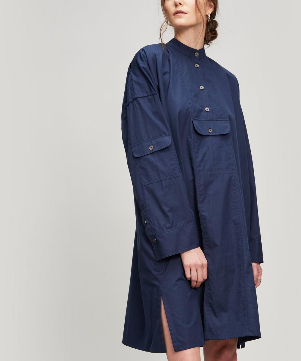 Nehera DIETH FRONT POCKET SHIRT DRESS