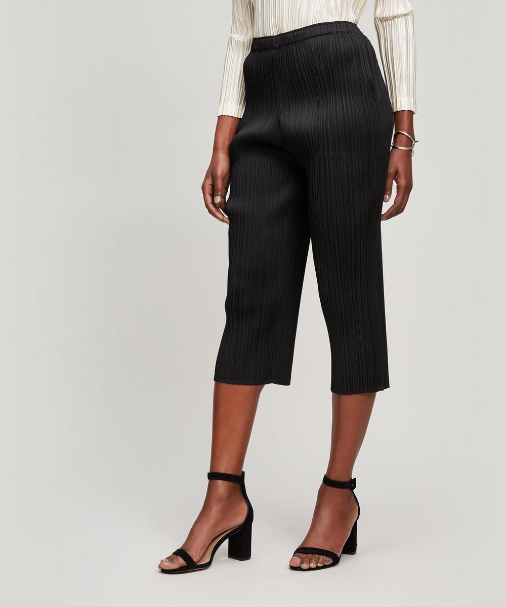 Slim Crop Trouser