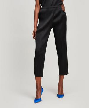Basic Slim Trousers