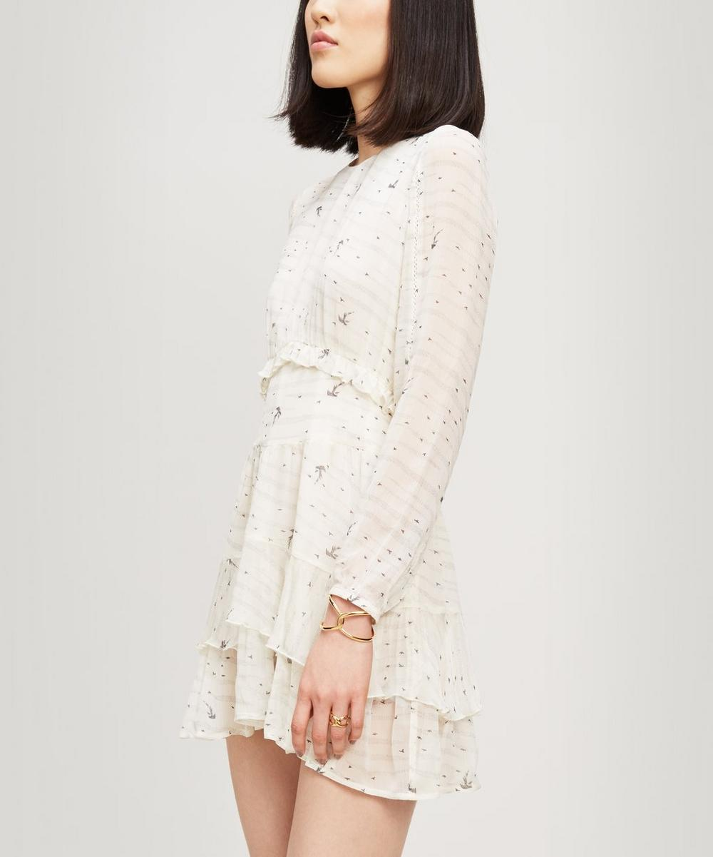 Sessun SUJIN RUFFLE DRESS