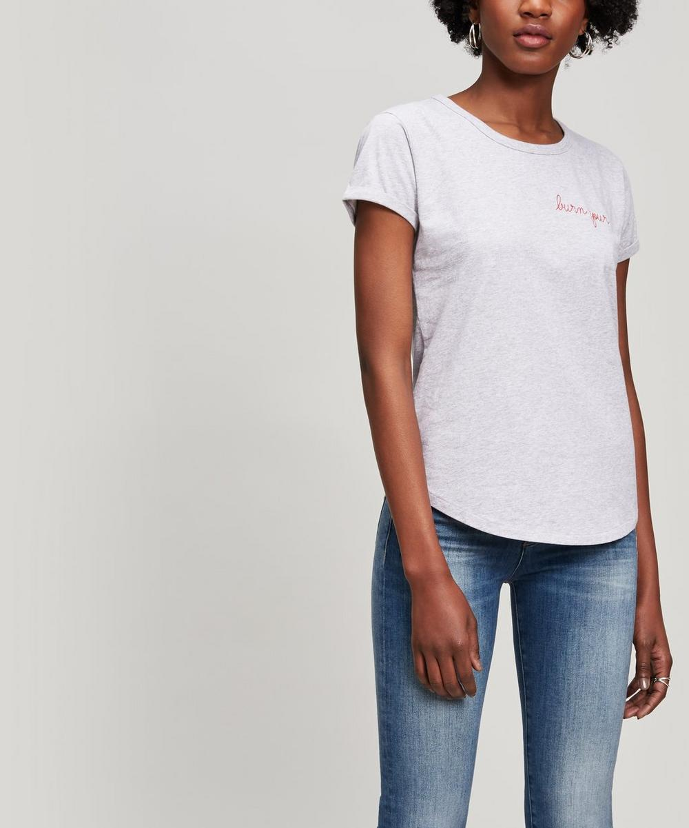Maison Labiche BURN YOUR BRA T-SHIRT