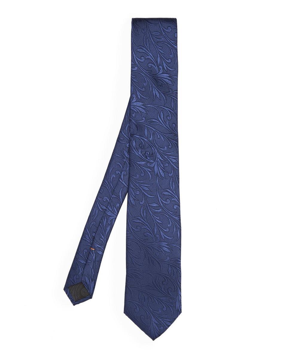 Baroque Print Tie