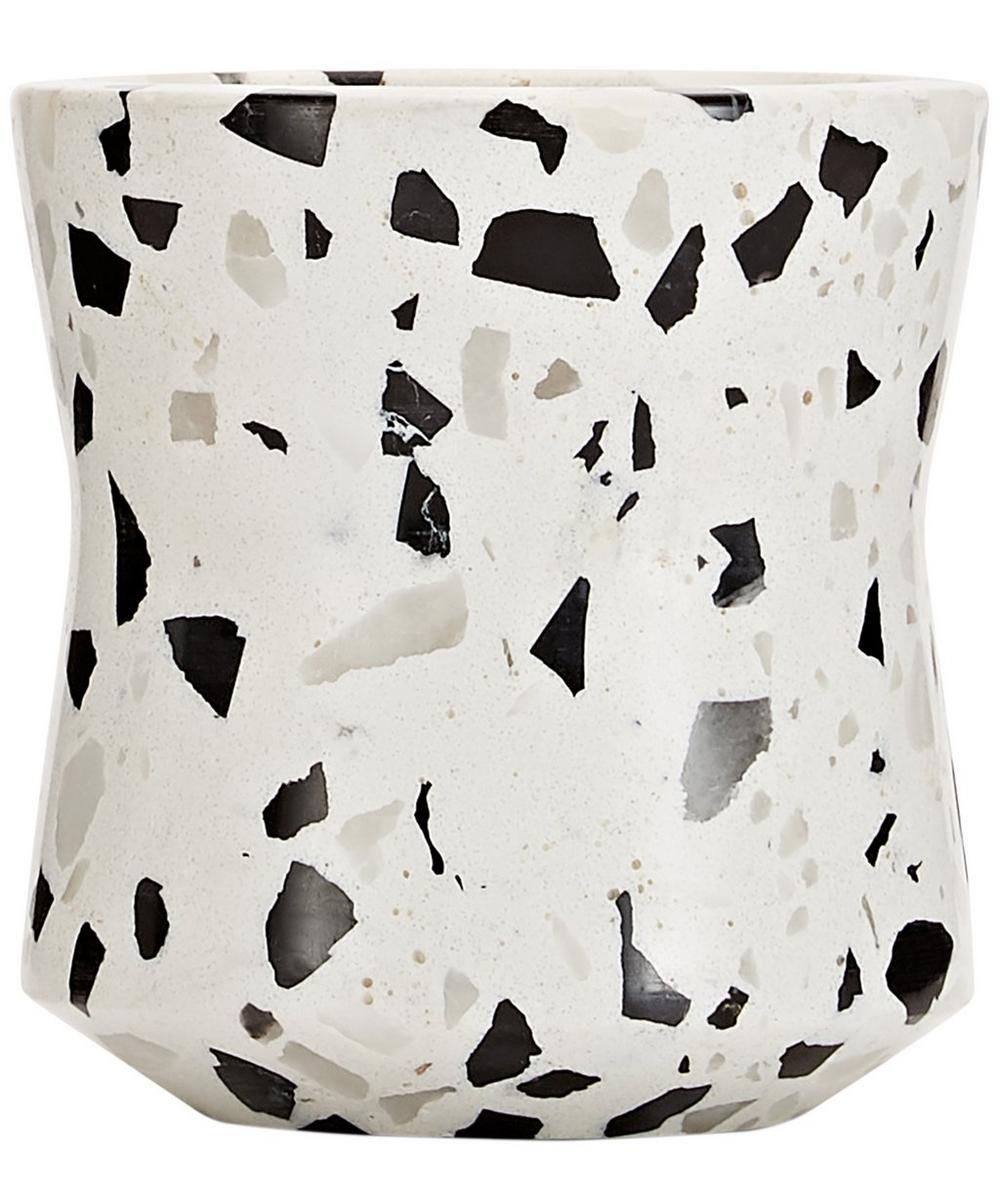 Large Terrazzo Candle