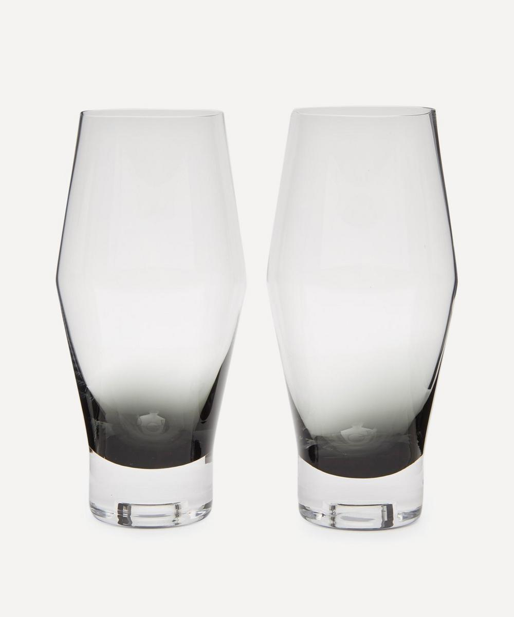 TOM DIXON TANK BEER GLASSES SET