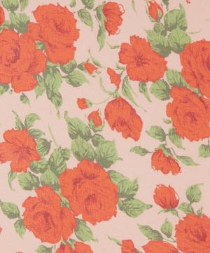Carline Rose Silk Chiffon