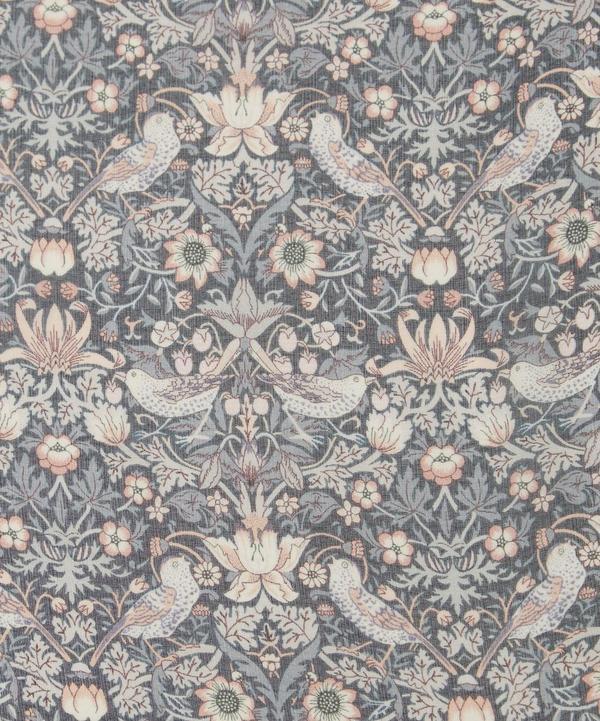 Liberty Fabrics - Strawberry Thief II Silk Chiffon