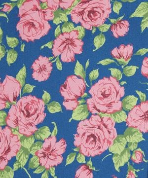 Carline Rose Silk Satin