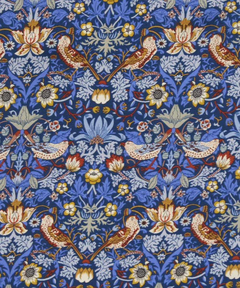 Liberty Fabrics - Strawberry Thief II Silk Satin