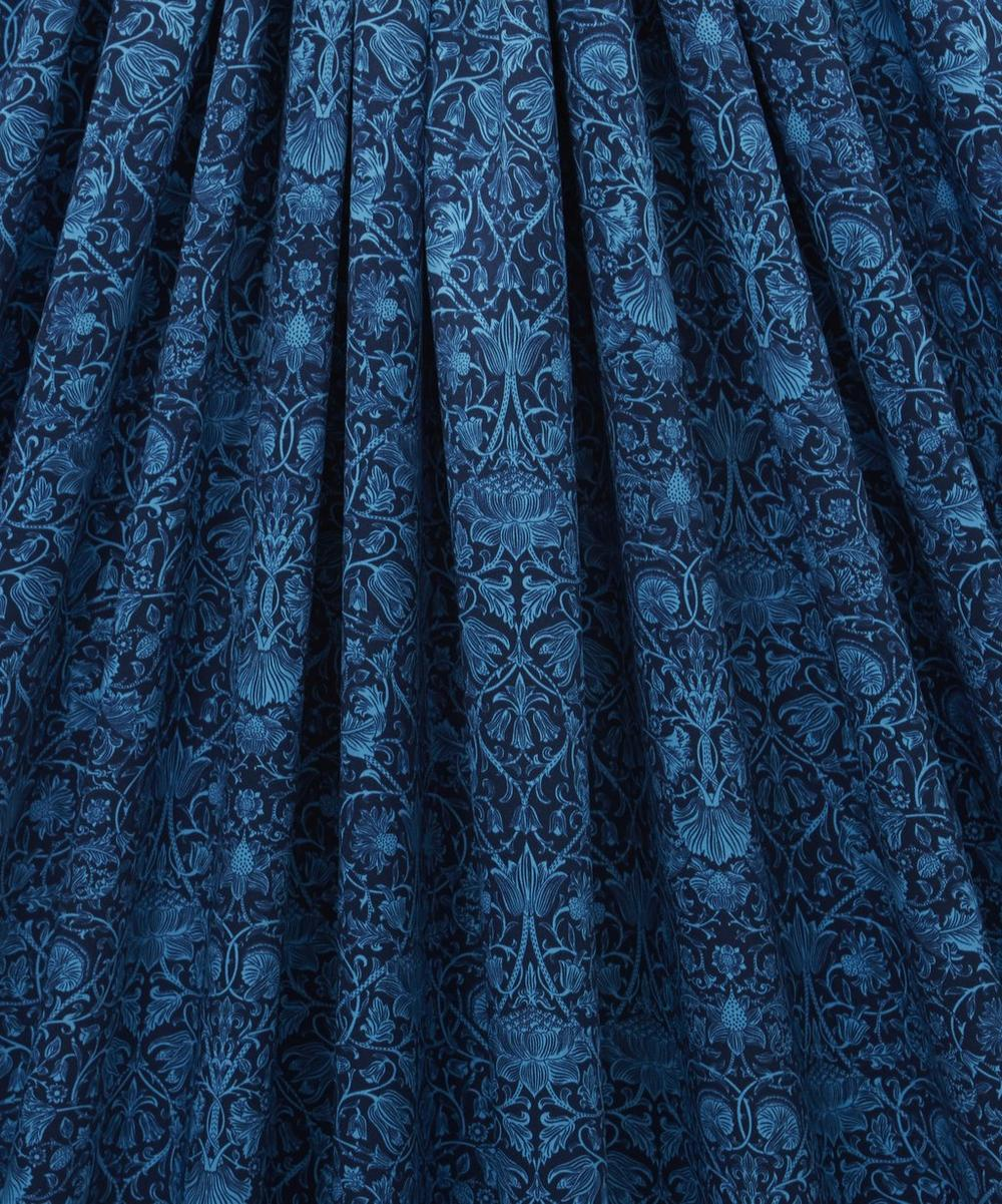 Lodden Wood Silk Satin