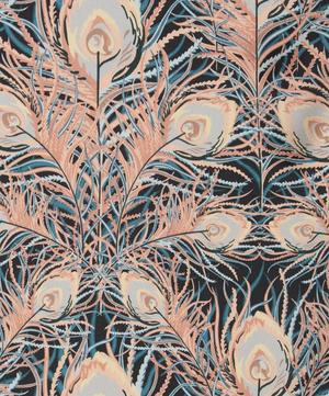 Juno Feather Silk Satin