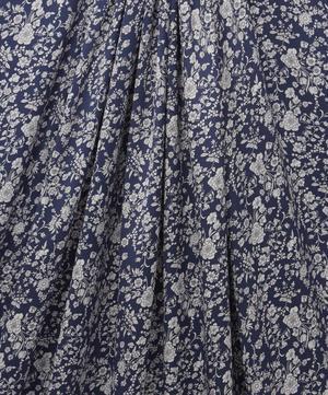 Summer Blooms Silk Satin