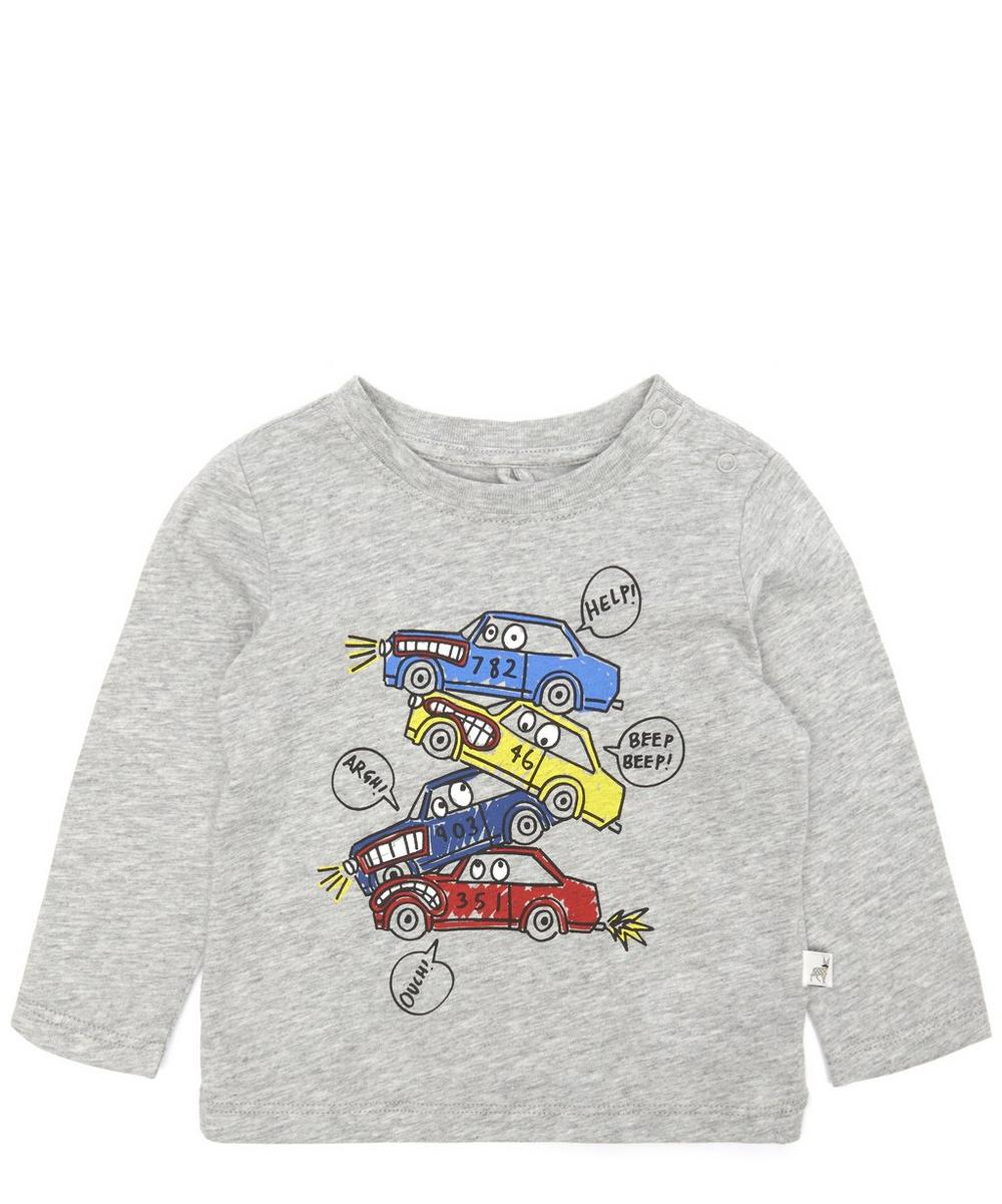 Cars Georgie Long Sleeve T-Shirt 3-24 Months