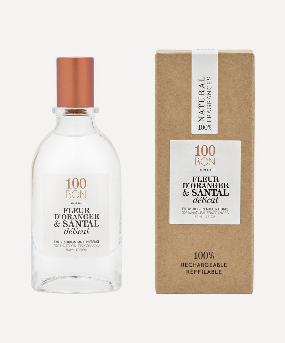 Fleur d'Oranger and Santal Delicat Eau de Parfum 50ml
