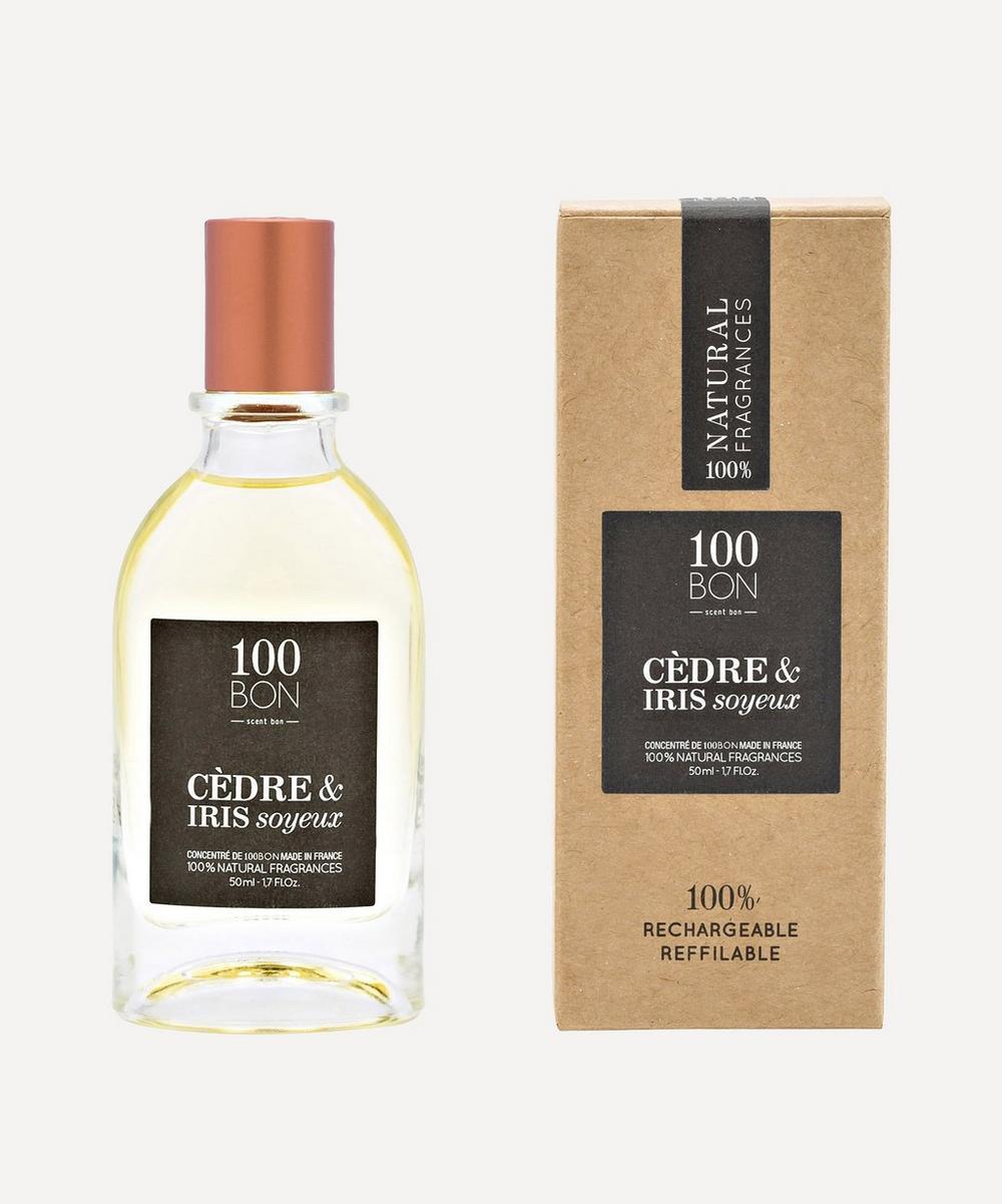 Cèdre and Iris Soyeux Eau de Parfum Concentrate 50ml